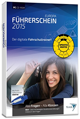 S.A.D Europa Führerschein 2015