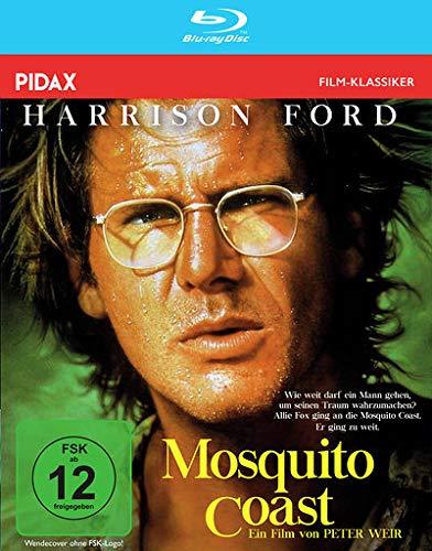 Mosquito Coast / Preisgekrönte Romanverfilmung mit Harrison Ford, Helen Mirren und River Phoenix (Pidax Film-Klassiker) [Blu-ray]