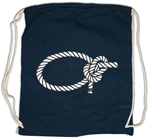 Urban Backwoods Sailor\'s Knot I Turnbeutel Sporttasche