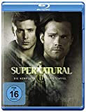 Supernatural - Staffel 11 [Alemania] [Blu-ray]