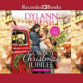 Cowboy Christmas Jubilee                   Written by:                                                                                                                                 Dylann Crush                               Narrated by:                                                                                                                                 Jeanine Bartel                      Length: 9 hrs and 56 mins     Not rated yet     Overall 0.0
