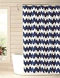 Marimekko Pikku Lokki Duschvorhang, Baumwolle, blau, Shower Curtain