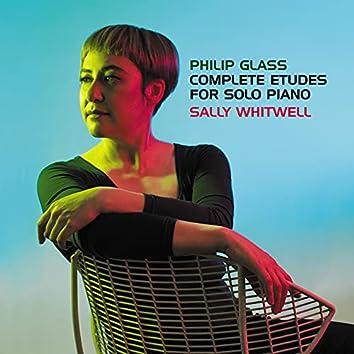 Philip Glass: Complete Études for Solo Piano