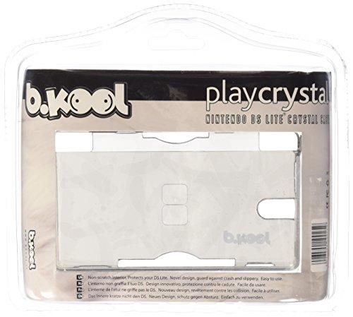 b.kool - Funda para Nintendo DS Lite, transparente