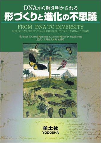 DNAから解き明かされる形づくりと進化の不思議
