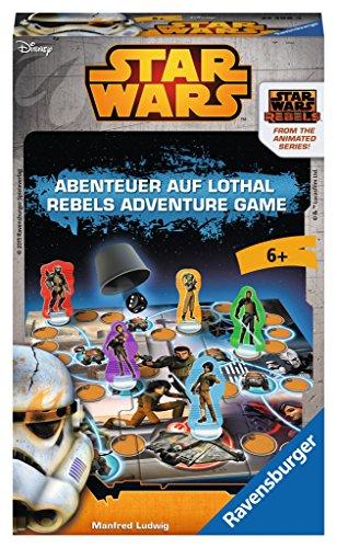 Ravensburger 23398 - Star Wars Brettspiele Rebels Abenteuer auf Lothal - Mitbringspiel