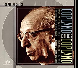 Copland: Appalachian Spring, Billy the Kid, Four Dance Episodes from Rodeo