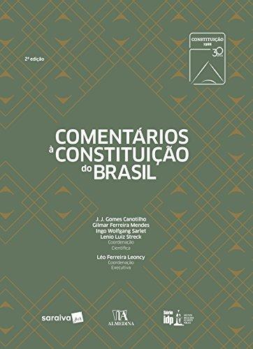 Comentários à constituição do Brasil - 2ª edição de 2018