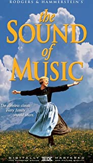 Sound of Music [VHS]