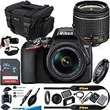 D3500 W/AF-P DX NIKKOR 18-55mm f/3.5-5.6G VR Black...