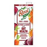 No added colour Beets and carrots are rich in antioxidants and beta-carotene which help maintain vision and skin health Also helps strengthen immunity with orange, guava and pineapple content that's rich in Vitamin C
