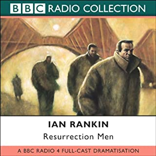 Resurrection Men (Dramatized) cover art