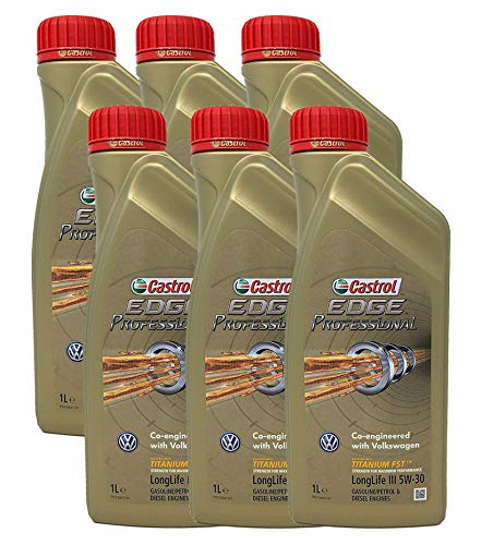 Castrol EDGE Professional 5 W di 30 Longlife III - 6