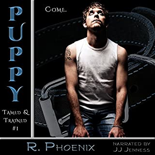 Puppy cover art