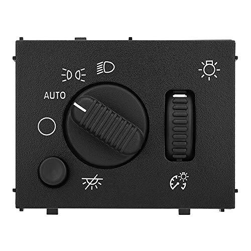 02 suburban headlight switch - 9