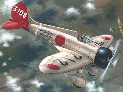 1 32 Mitsubishi A5M2b Second Sino-Japanese War (Plastic model) (japan import)