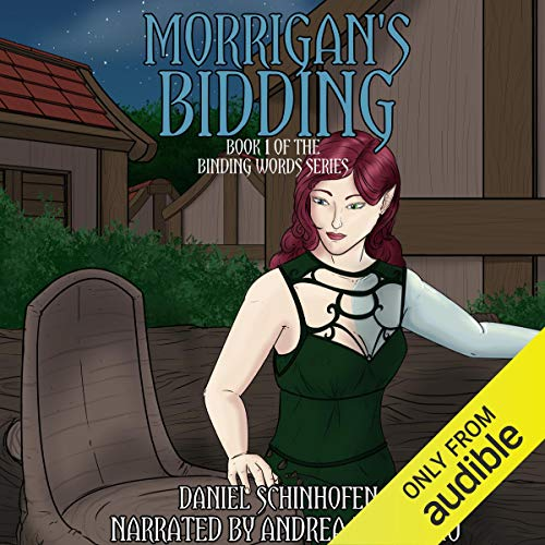 Morrigan's Bidding cover art