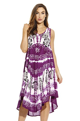 Riviera Sun 21674-XL Dress Summer Dresses for Women