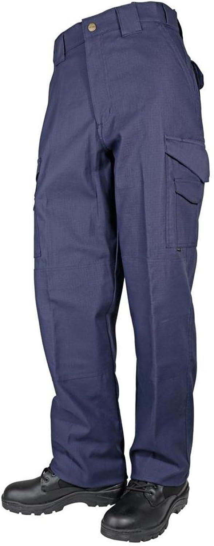 TRUSPEC Men's Uniforms Series Xfire Cargo Pant, 48 W x Unhemmed, Navy
