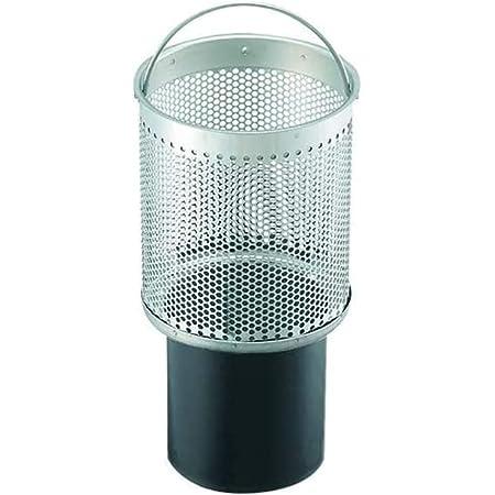 SANEI 流し排水栓カゴ ミニキッチン用 77.5mm ステンレス さびにくい お手入れ簡単 PH65F