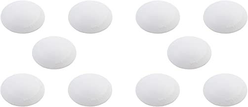Hansi Home Xpert Türpuffer Bummsinchen 10 er Pack, Durchmesser 40 mm, 10 Stück, weiß, X502201-4