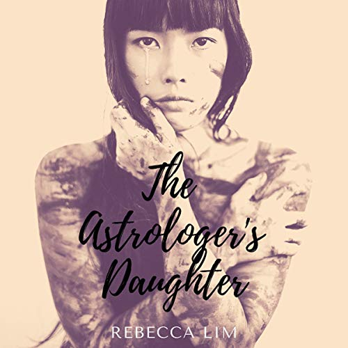 The Astrologer's Daughter audiobook cover art