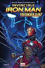 Invincible Iron Man - Ironheart T02 de Brian Michael Bendis
