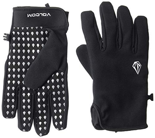 Volcom Men's Shovel Snow Glove, Black, Extra Large