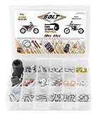 Bolt MC Hardware EUPP-50/65 KTM 2-Stroke 50-65cc Euro style Pro Pack Fastener Kit