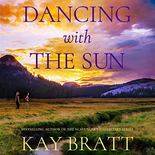 Dancing with the Sun audiobook cover art