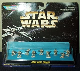 Star Wars Micro Machines Echo Base Troops Collection