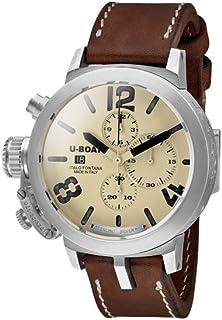 U-Boat - Reloj Automático U-Boat Classico, Plata .925, 48mm, Edición Limitada, 7452