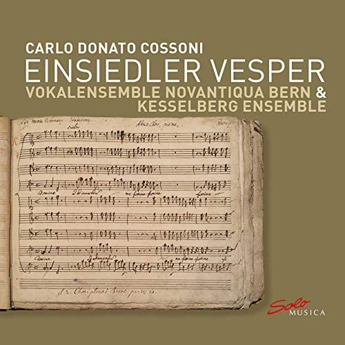 Kesselberg Ensemble, Vokalensemble Novantiqua Bern feat. Bernhard Pfammatte