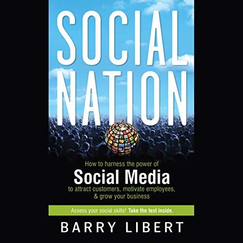 Couverture de Social Nation
