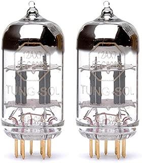 Pair of Tung-Sol ECC803s 12AX7 Gold Pin Preamp Vacuum Tube