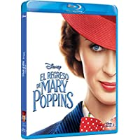 El Regreso De Mary Poppins [Blu-ray]