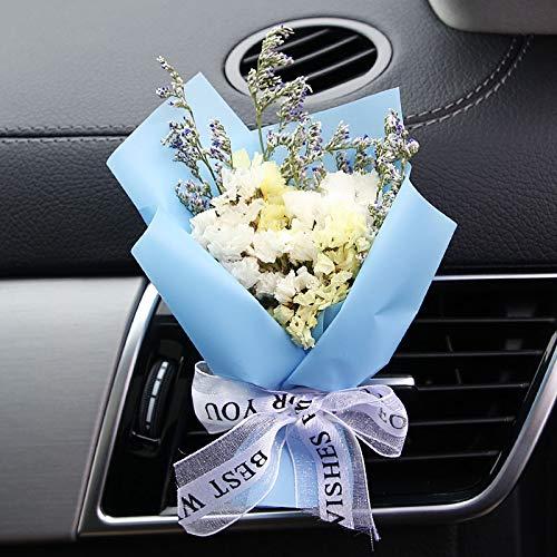 Kreatives Auto getrocknete Blumencar Parfüm-Auto-Klima-Klima-Klimaanlage Auslass...