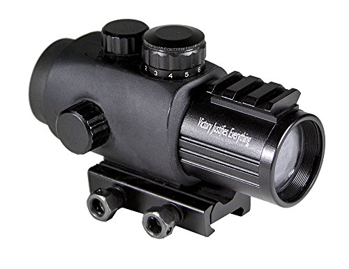 Firefield Burst 3x30 Prismatic Combat Sight w/ Lens converter
