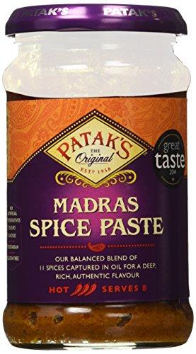 Pataks Madras Curry Paste