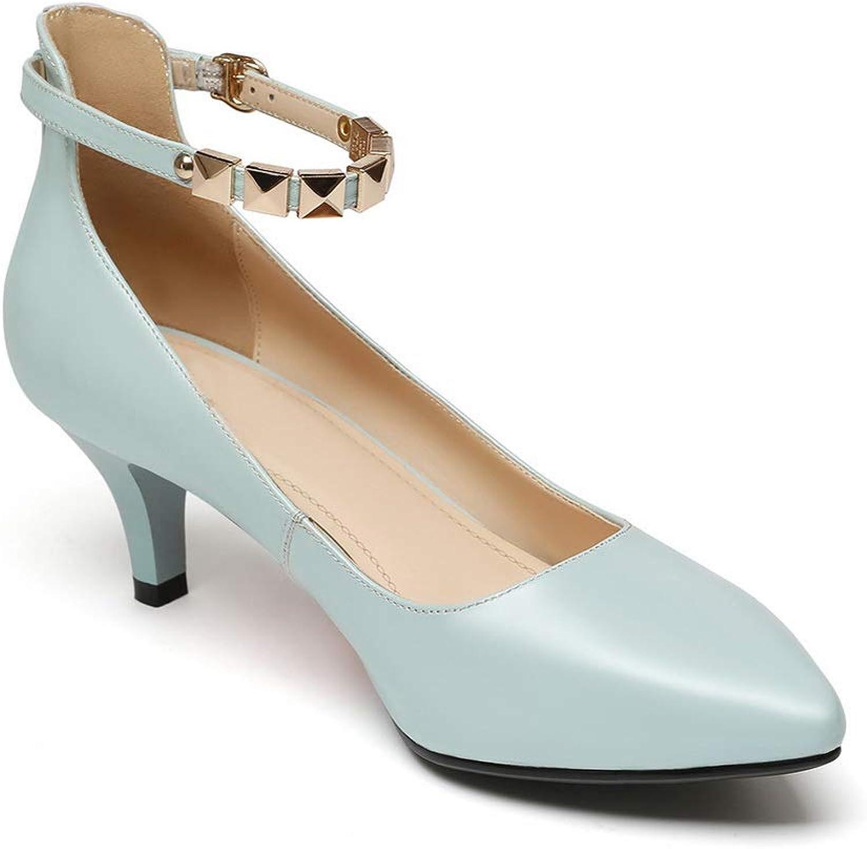 AdeeSu AdeeSu AdeeSu kvinnor Solid Dance -Ballroom Casual Uretan Pumps skor SDC06029  billigt och högkvalitativt