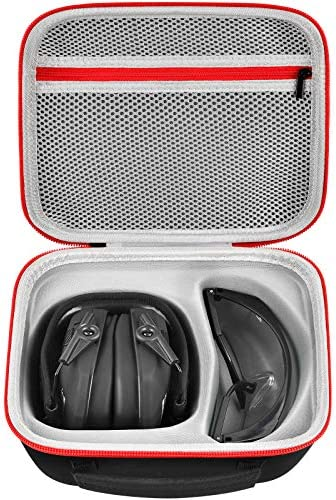 Case Compatible with Walker s Game Ear Razor Slim Electronic Muff Howard Leight Impact Sport product image
