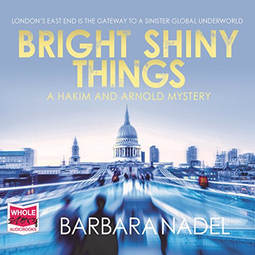 Bright Shiny Things audiobook cover art
