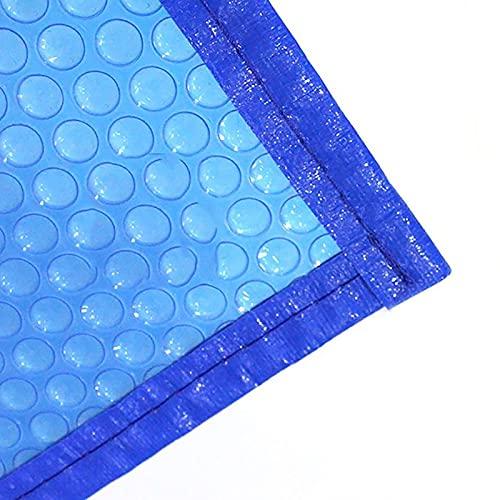 Fundas para Piscinas Cubierta de Piscina Interior Enterrada, Película de Burbuja de Manta Solar Grande Recortable, con Ojales y Borde Reforzado, 2m/3m/4m/5m/6m de Ancho ( Size : 3m×9m(10ft×29.5ft) )