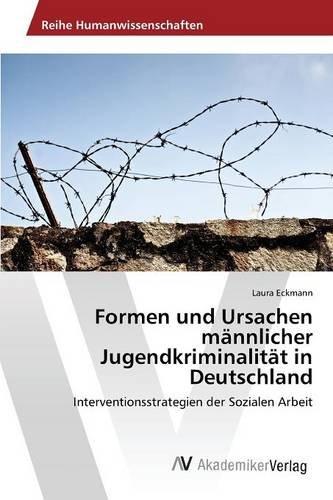Formen und Ursachen männlicher Jugendkriminalität in Deutschland: Interventionsstrategien der Sozialen Arbeit