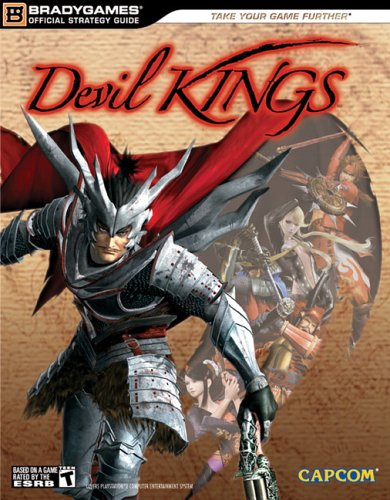 Devil Kings Official Strategy Guide