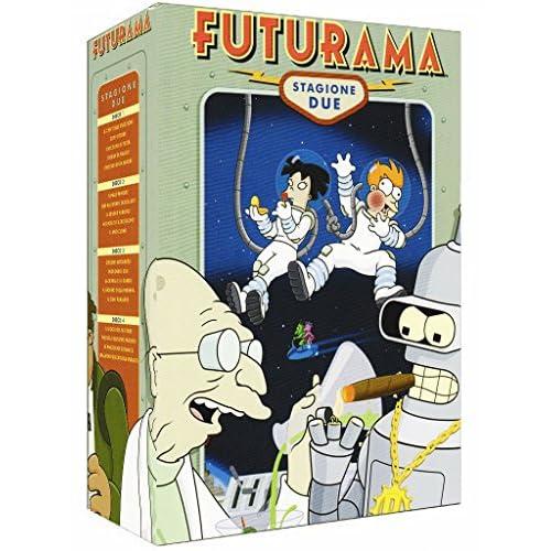Futurama St.2 (Box 4 Dv)