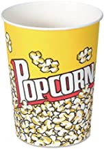 product image for SOLO Cup Company Paper Popcorn Cup, 32 oz, Popcorn Design, 50/Pack - 500 buckets per case, 50 per pack.