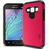 Galaxy J1 Case (Verizon only), Protective Dual Layer Hybrid [CoverON Slim Guard]...
