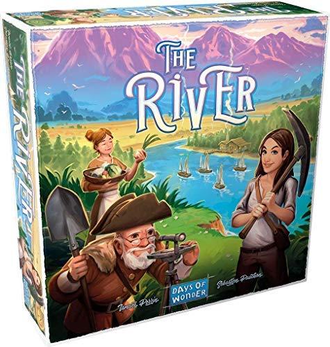 Asmodee The River Brettspiel