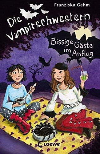Die Vampirschwestern - Bissige Gäste im Anflug